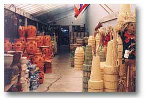 Holley Ross Pottery Factory Outlet